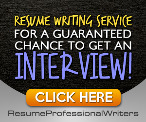 Resume Professional Writers
